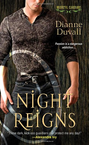 book cover of Night Reigns
