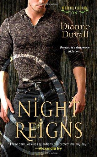 Read Online Night Reigns (Immortal Guardians, Book 2) PDF
