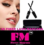 3D FIBER LASH MASCARA by FM (Fierce Magenta)