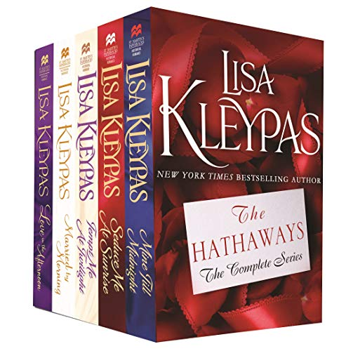 The Hathaways Complete Series: Mine Till Midnight, Seduce Me at Sunrise, Tempt Me at Twilight, Married by Morning, and Love in the Afternoon