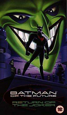 Batman Beyond: Return of the Joker [Francia] [VHS]: Amazon ...