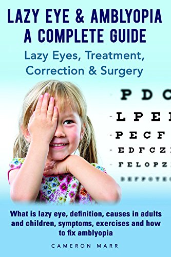 symptoms adults Amblyopia in