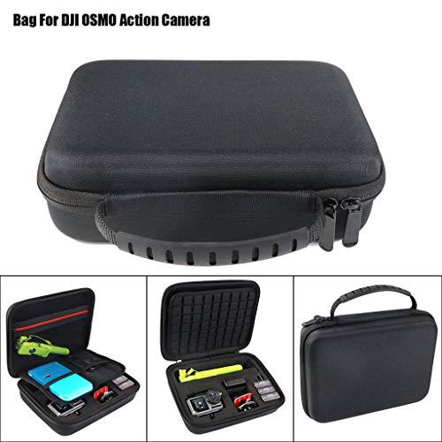 ️ Yu2d ❤️❤️ ️for DJI OSMO Action Camera Portable Handheld Hard Bag Storage Carrying Case -