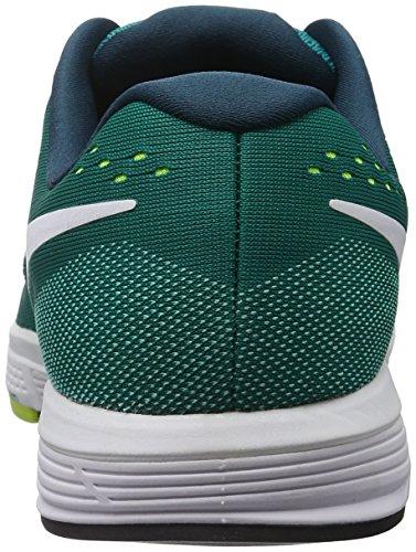 Nike Mens Air Zoom Vomero 11 Scarpe Da Corsa Rio Teal / Bianco / Volt / Clear Jade