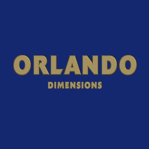 ORLANDO DIMENSIONS(Kindle Tablet - Disney Shopping Orlando