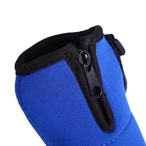 Travel Car Baby Bottle Warmer Milk Warmer Bag,Portable 12V Car Food Water Bottle Heater Warmer,Keep Temperature Bag by GLOGLOW (Image #4)