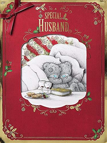 Auguri Di Natale Per Il Marito.Cesto Me To You Boxed Handmade Extra Large Biglietto D Auguri Di