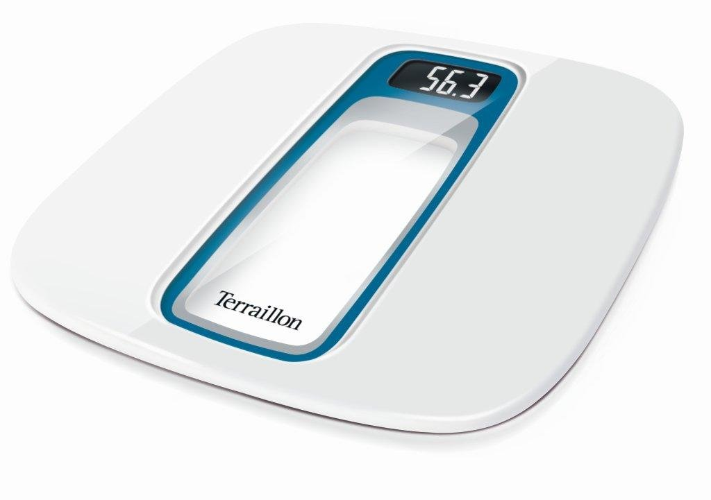 Terraillon Window Vocal Electronic Talking Bathroom Scale