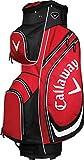 Callaway X-Cart Golf Bag (Red/Black, One Size)