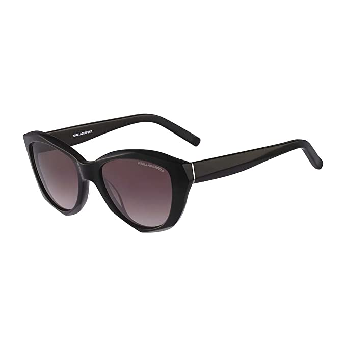Karl Lagerfeld Gafas de Sol Kl839S (53 mm) Negro: Amazon.es ...