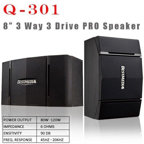 Bestメディアq-301 8