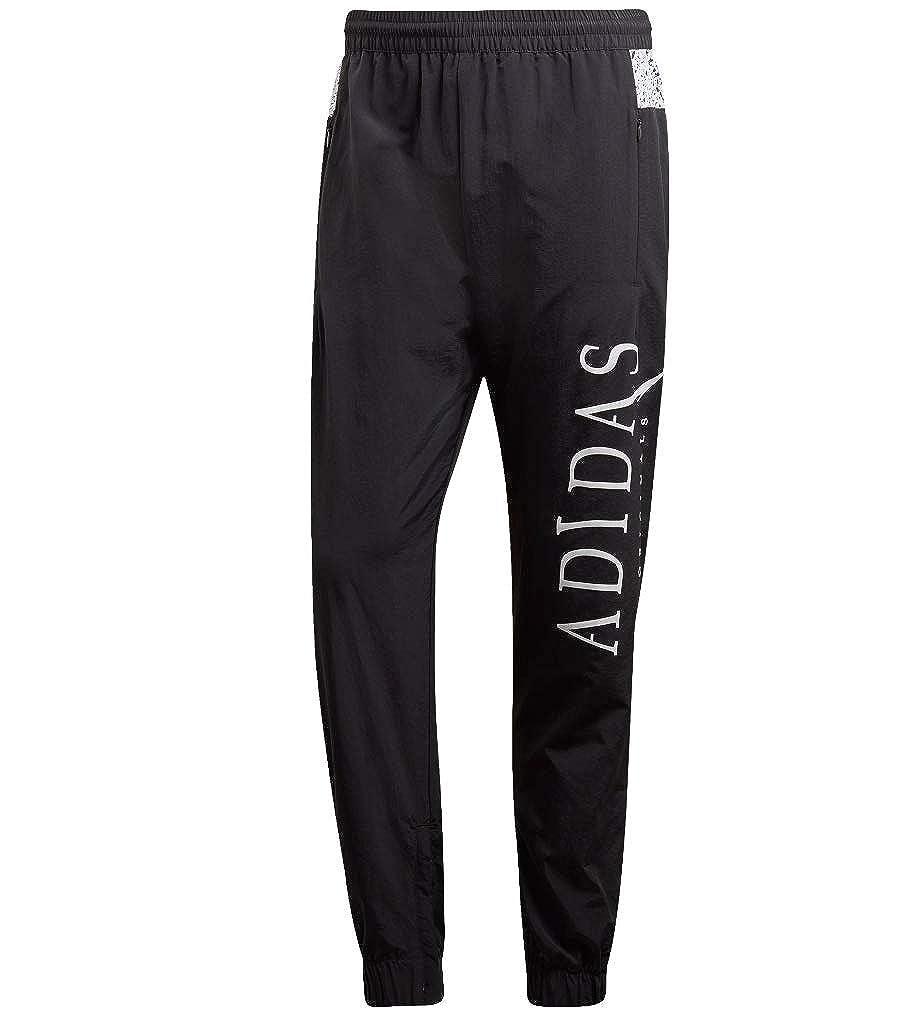 06f73ecf12be adidas Men Originals Planetoid Track Pants Black DX6014 at Amazon Men s  Clothing store