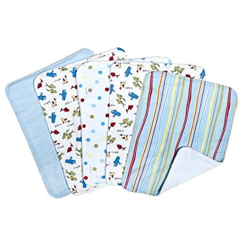 Trend Lab Seuss Cloth Bundle