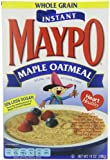 Maypo Instant Maple Oatmeal, 14-Ounce Boxes (Pack of 12)
