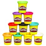Play Doh 10 Pack of Colors Amazon Exclusive
