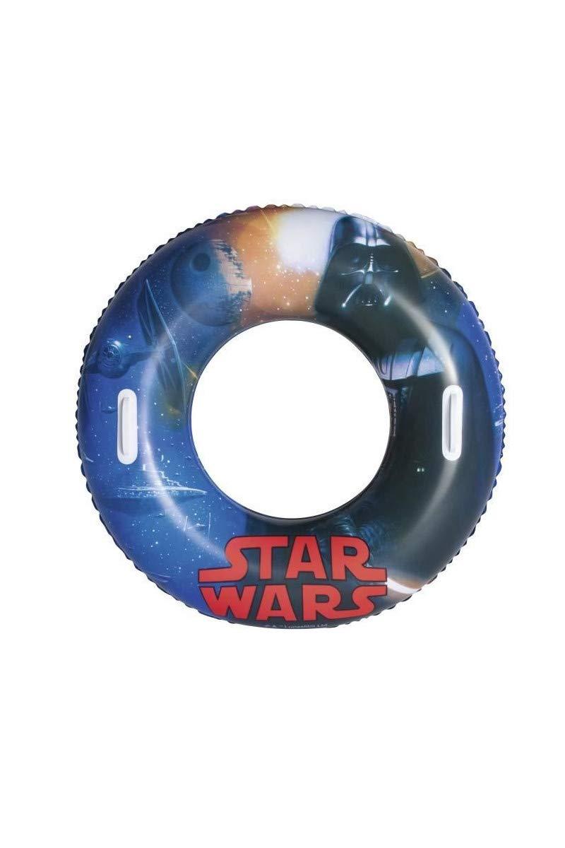 Rueda-Flotador Hinchable con Asas Star Wars: Amazon.es: Juguetes y ...