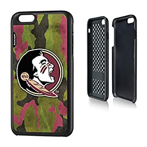 Florida State Seminoles iPhone 6 Plus (5.5 inch) Rugged Case Camo NCAA