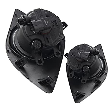 Amazon.com: 2PC Fog Light Fit 14-15 Toyota Corolla Fog Lights - Clear - Wiring Kit Included - Bezel - Both Passenger and Driver Side: Automotive