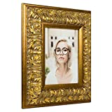 Craig Frames Barroco, Antique Gold Baroque Picture Frame, 20 by 30-Inch
