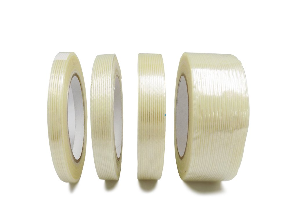 T.R.U. FIL-795 Filament Strapping Tape: 2 in. wide x 60 yds. (4 Mil) (Pack of 12) by GGR Supplies (Image #3)
