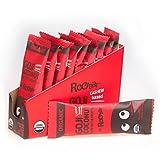 45g Goji Coconut Raw Organic Vegan Health Energy Bars - 12 Pack (Goji Coconut)
