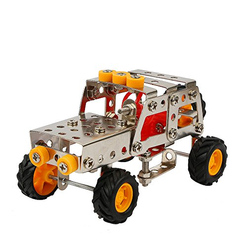 UROPHYLLA Assemble Construction Vehicles Educational product image