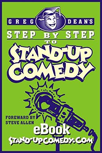 [D0wnl0ad] Step by Step to Stand-Up Comedy [Z.I.P]