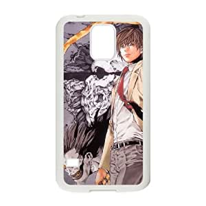 Death Note Samsung Galaxy S5 Cell Phone Case White Customized Toy pxf005_9540593