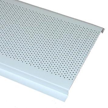 Decomesh 6 quot  Aluminum Undereave Soffit Vent White. Decomesh 6  Aluminum Undereave Soffit Vent White     Amazon com