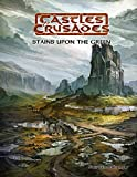 img - for Castles & Crusades Stains Upon the Green book / textbook / text book