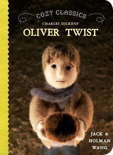 Download The Cozy Classics: Oliver Twist pdf
