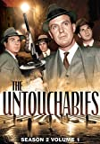 Untouchables: Season Two V.1 [DVD] [Region 1] [US Import] [NTSC]