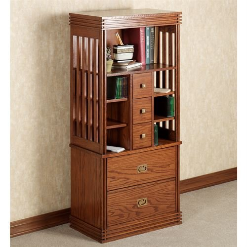 Mission Media Cabinet Mission Red Oak ()