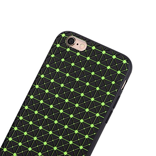 """HYAIT® For IPHONE 6 PLUS 5.5"""" Case[Starry Sky][Shockproof] Dual Layer Hybrid Armor Rugged Plastic Hard Shell Flexible TPU Bumper Protective Cover-BAN04"""