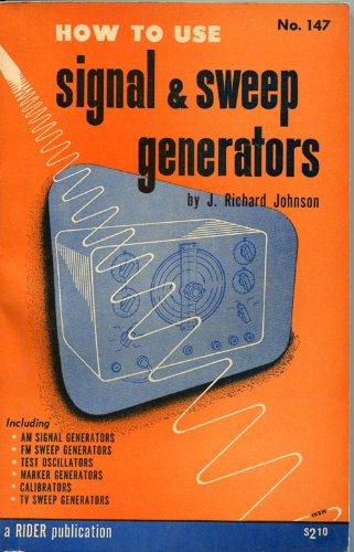Buy signal sweep generators