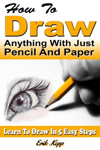 Draw Anything Just Pencil Paper ebook product image