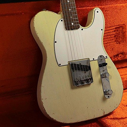 Fender USA/Masterbuilt 70 Esquier Relic Blonde Built by Mark Kendrick B07FBVY1QC