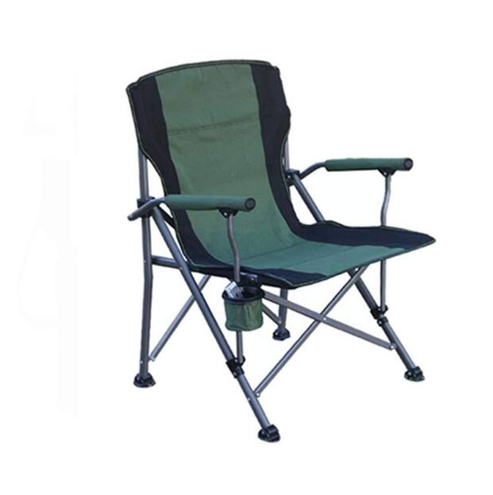 Stühle Im Freien Klappstuhl tragbarer Strandstuhl Fischenstuhl kampierender Grillfreizeithaus-Skizzestuhl
