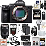Sony Alpha A7 III 4K Digital Camera Body & FE 24-240mm Lens + 64GB Card + Battery & Charger + Backpack + 3 Filters + Flash & LED + Tripod + Strap Kit Review