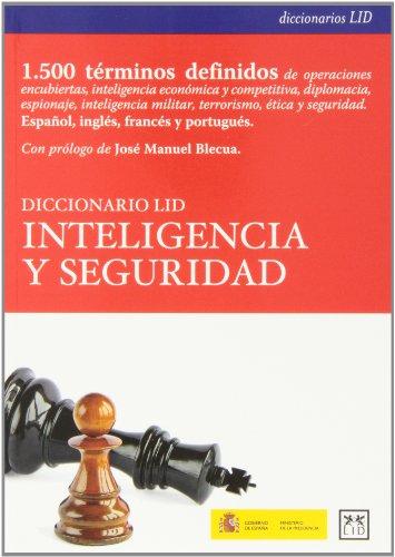 Descargar Libro Diccionario Lid Inteligencia Y Seguridad Antonio M. Diaz Fernández