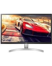 LG 27UL500 Monitor, 27-Inch Screen, LED-Lit, 3840x2160 pixels, 16: 9, 2 HDMI, 1 USB, 60 hertz