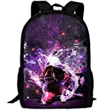 Webb Backpack Laptop Travel Hiking School Shoulder Bag Hip Hop Dance Daypacks