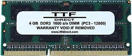 4GB Memory Upgrade for Lenovo IdeaPad 100-15IBD 80QQ Components