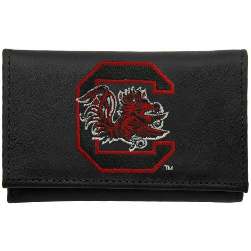 Rico Industries South Carolina Embroidered Trifold Wallet