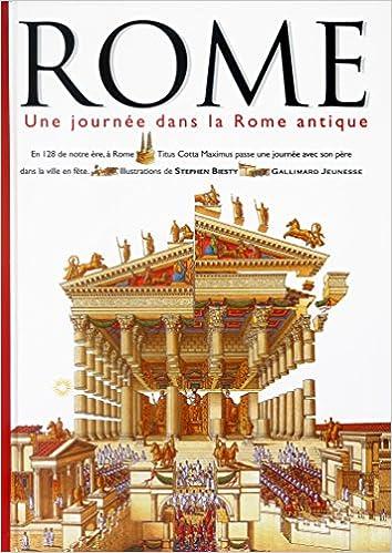 Livres gratuits Rome : Une journée dans la Rome antique pdf