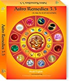 Astro Remedise 3.5 ( Language Hindi-English ) Astrology Software (CD)