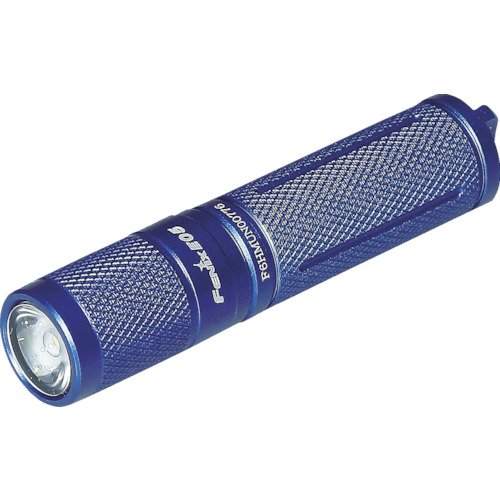 (Fenix Flashlights E05 85 Lumens Flashlight, Blue)