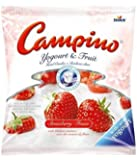 Bunte Welt Campino Yoghurt Strawberry Candies - 75 g