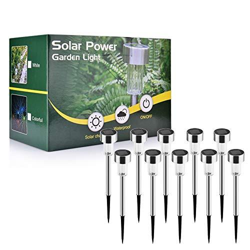 Flower Bed Solar Lighting in US - 7
