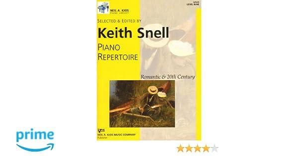 Romantic /& 20th Century Level 10 GP630 Keith Snell Piano Repertoire